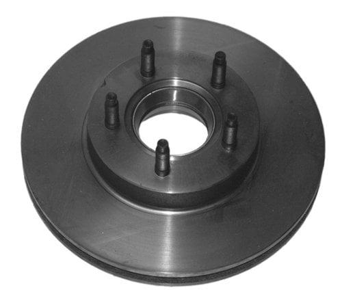 Raybestos 66558R Professional Grade Disc Brake Rotor & Hub Assembly