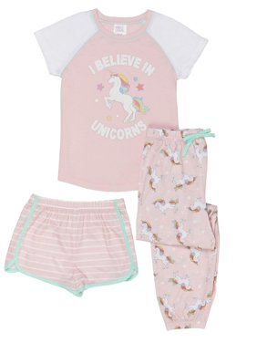 918bfbd0f Big Girls Pajama Sets - Walmart.com