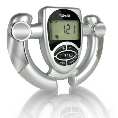 Pyle Handheld Bmi Monitor  Body Fat Analyzer