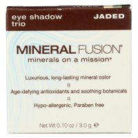 Mineral Fusion Eye Shadow Trio, Jaded, .1 Ounce