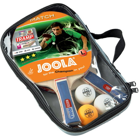 JOOLA Table Tennis Duo Racket Set