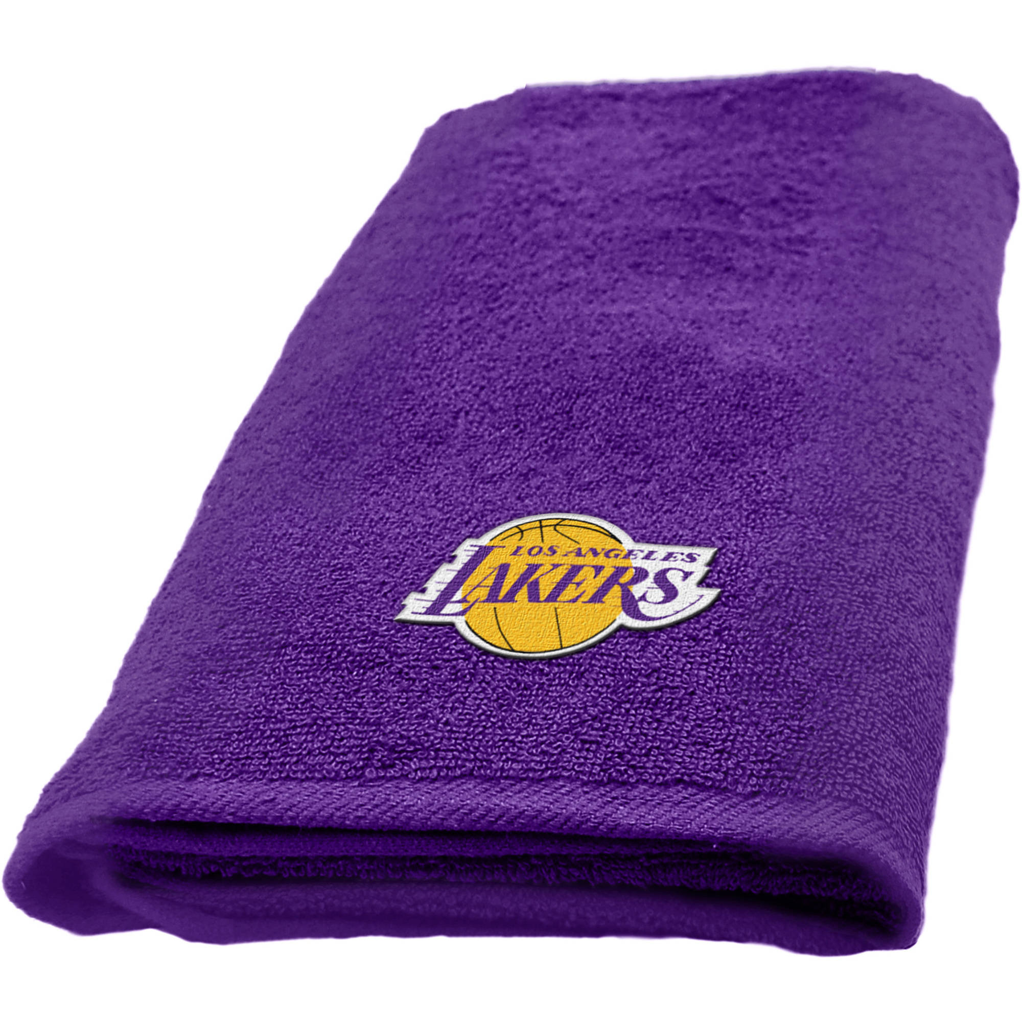 "NBA Los Angeles Lakers 15"" x 26"" Applique Hand Towel, 1 Each"