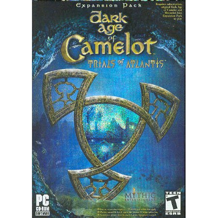 Dark Age of Camelot TRIALS OF ATLANTIS Expansion Pack PC Game - Requires Dark Age Camelot Game & Shrouded Isles to (Best Games To Play On Computer)