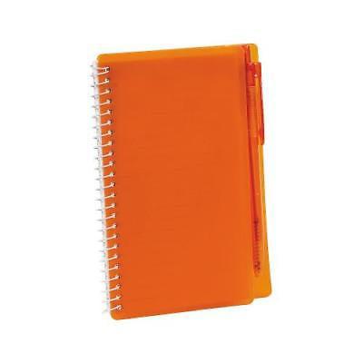 Spiral Notebook Pen Set (IN-42/4134 Orange Spiral Notebook And Pen Sets Per)