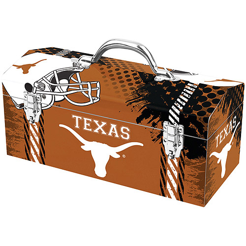 "Sainty 79-466 University of Texas at Austin 16"" Tool Box"
