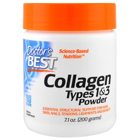 Doctor's Best, Best Collagen, Types 1 & 3, Powder, 7.1 oz (pack of