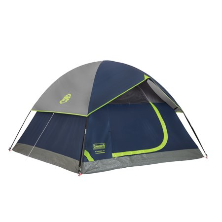 Coleman Tent Heaters - Coleman Sundome 4-Person Tent, Navy