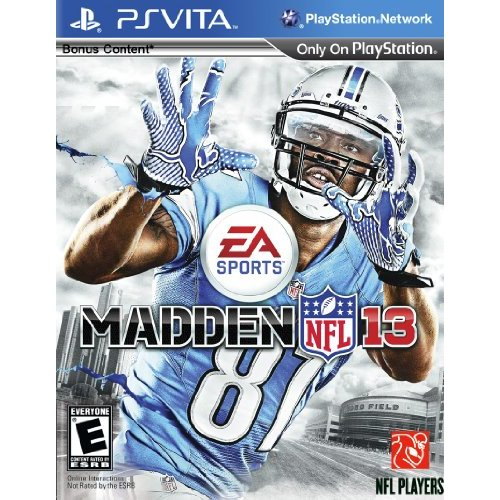 Refurbished Madden NFL 13 PlayStation Vita For Ps Vita Football