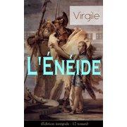 L'Énéide (Édition intégrale - 12 tomes) - eBook