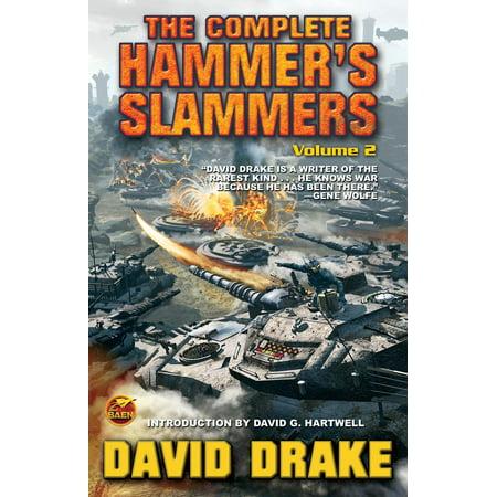 The Complete Hammer's Slammers: Volume 2 - eBook](The Slammer Halloween)