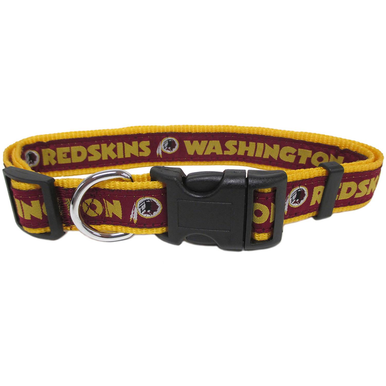 Pets First NFL Washington Redskins Pet Collar