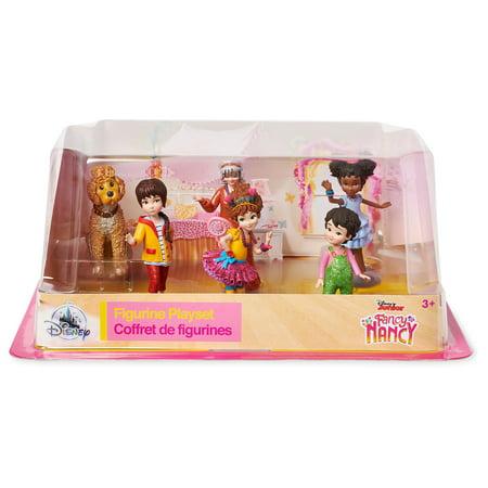 Disney Fancy Nancy Figure Play Set Cake Topper New