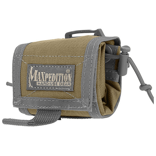 Maxpedition ROLLYPOLY™ Folding Dump Pouch - CAMO