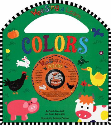 Wee Sing & Learn Colors [With CD]