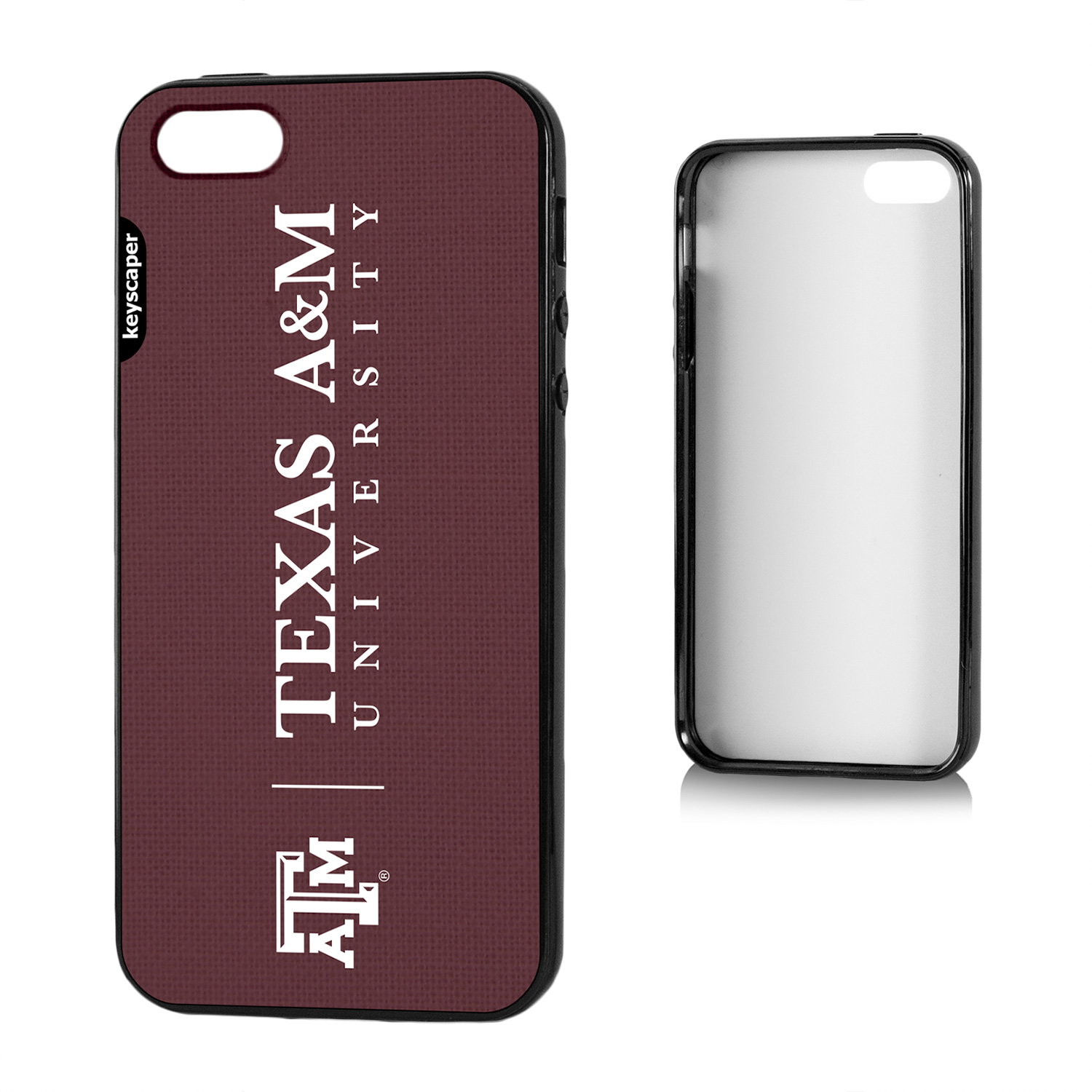Texas A&M Aggies iPhone 5 and iPhone 5s Bumper Case