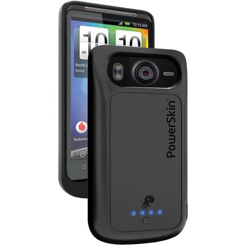XPAL PowerSkin - External battery pack Li-pol 1500 mAh - for HTC Desire HD, Inspire 4G