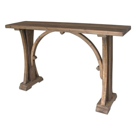 Natural Console Table - Uttermost Genessis Console Table - Natural