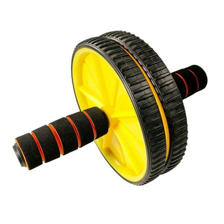Universal Home Fitness Ab Wheel Exercise Training Upper Body (Universal Training)