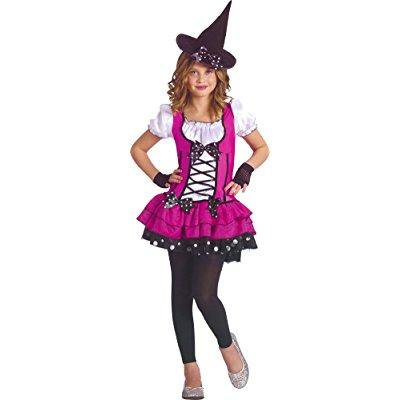 baby girls - sugar n spice witch toddler costume 3t-4t halloween