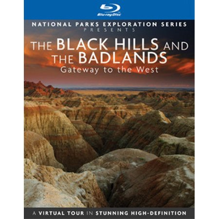 Custer State Park Black Hills - National Parks Exploration Series: The Black Hills and the Badlands (Blu-ray)