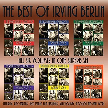 The Best Of Irving Berlin (Various Artists) (CD)