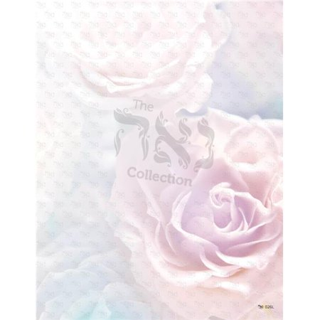 Nua Collection And Gifts SZ026L Design Paper - Full Bloom  8.5 x 11 in. - 10 per (Full Bloom Collection)