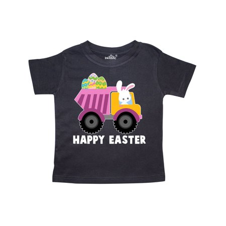 Happy Easter Bunny Delivering Easter Eggs Toddler