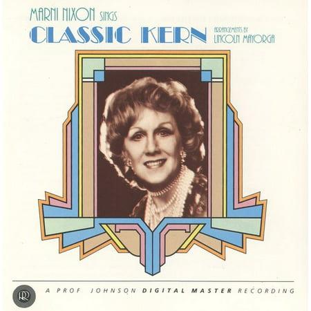 Sings Jerome Kern