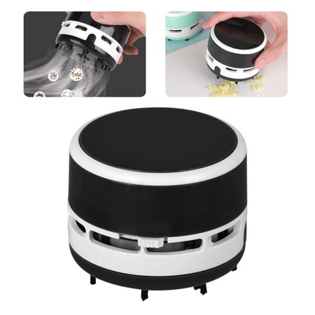 Mini Vacuum Cleaner Electric Dust Collector For Car Desktop Office Home Table (Black And Decker Dust Collector)