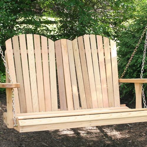 Creekvine Designs Cedar Porch Swing