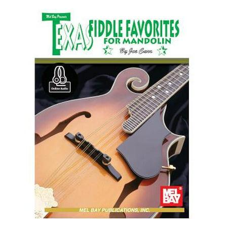 Texas Fiddle Favorites for - Fiddle Mandolin