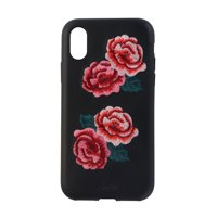 6fb43bc06ac Product Image Sonix Leather Series Protective Case Cover for iPhone X -  Black   Red Roses