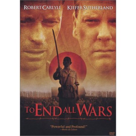 To End All Wars  Full Frame  Widescreen