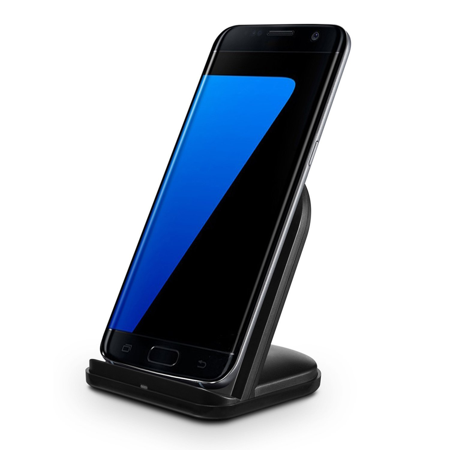 RNDs Fast Charge Wireless Charging Stand for Samsung Galaxy (S8, S8 Plus) (AC Adapter NOT included)