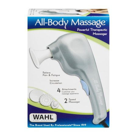 Wahl All Body Massage Powerful Therapeutic Massager 1 Ea