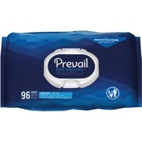 Prevail Adult Washcloths Softpack, 96 count