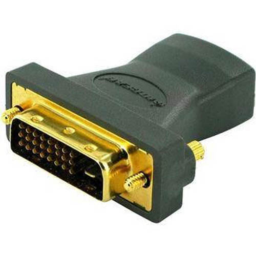 Female HDMI to Male DVI Adapter Converter Video Monitor Cable HDTV Male Female