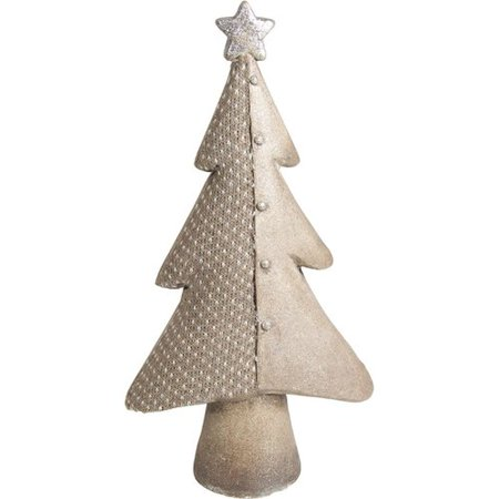 - August Grove Textured Eco-Friendly Christmas Tabletop Tree (Set of 2)