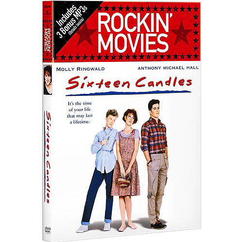 SIXTEEN CANDLES [DVD] [WITH MP3 DOWNLOAD]