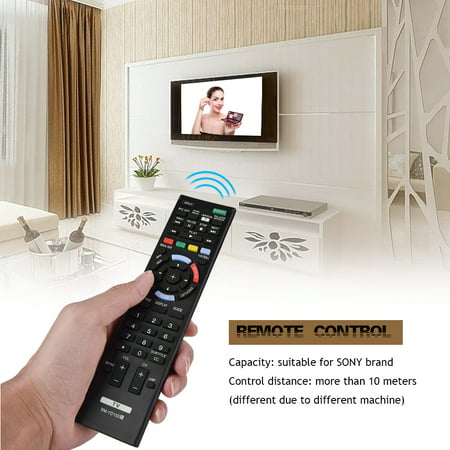 EECOO Remote Control For Sony,Universal Smart LED LCD TV Replacement Remote Control Controller RM-YD103 For Sony,Remote Controller For Sony Smart TV,