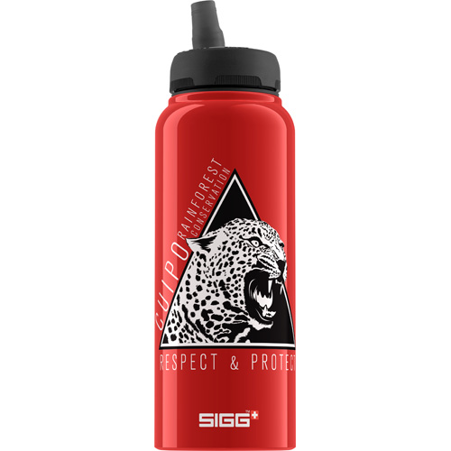 Sigg Water Bottle - Cuipo Respect And Protect - Case Of 6 - 1 Liter