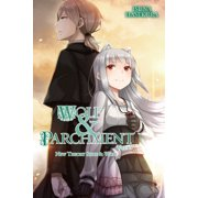 Wolf & Parchment: New Theory Spice & Wolf, Vol. 3 (light novel) - eBook