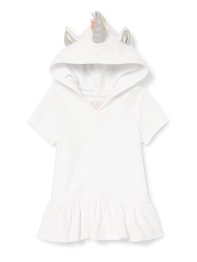 The Children's Place Unicorn Hooded Cover-Up (Baby Girls & Toddler Girls)