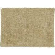 Mohawk Loop Pile Bath Rug Flax Tub Mat Golden Yellow Wheat Throw Rug 17x24