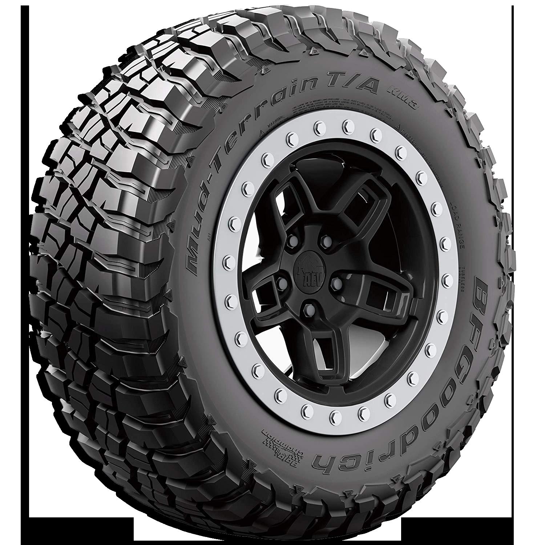 BFGoodrich Mud-Terrain T//A KM3 Radial Tire-33x12.50R17//E 120Q
