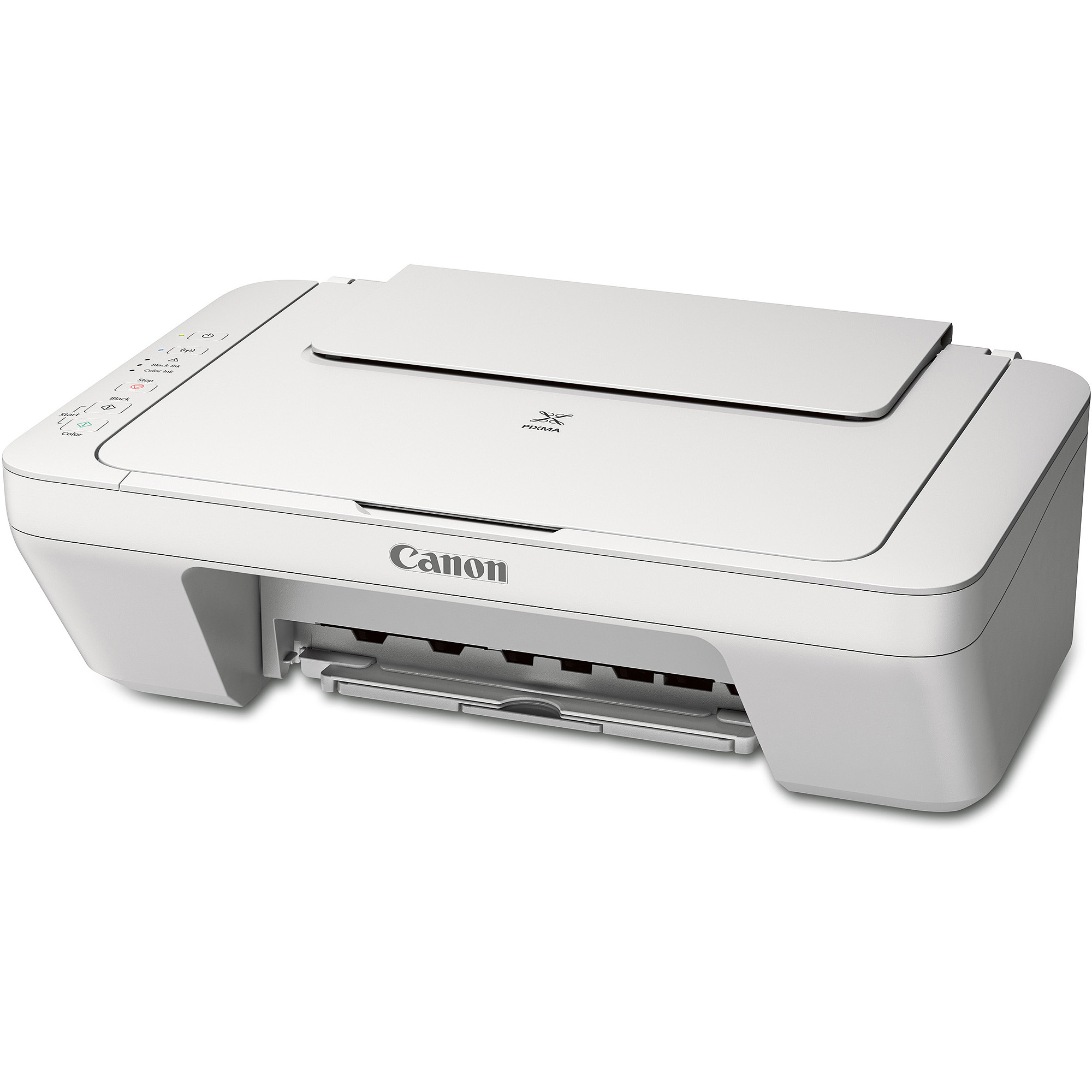 Canon PIXMA MG2920 Wireless Inkjet All-in-One Printer/Copier/Scanner, White