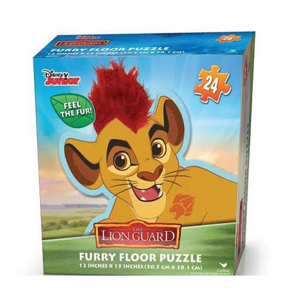 Lion Guard 24 Piece Hair Puzzle,  Assorted Disney by Red Bird Hong Kong