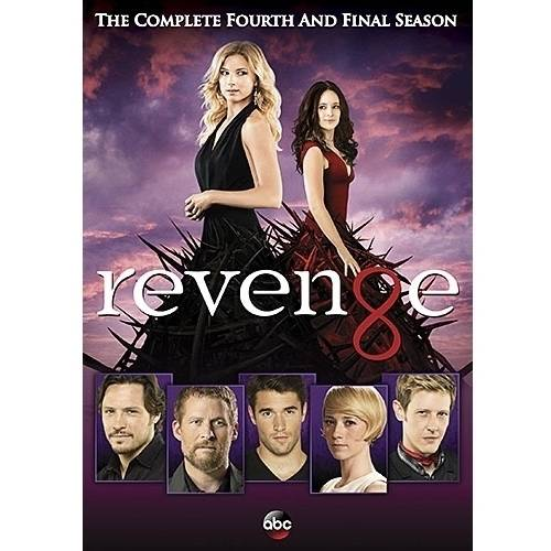 Revenge: The Complete Fourth Season (Widescreen)