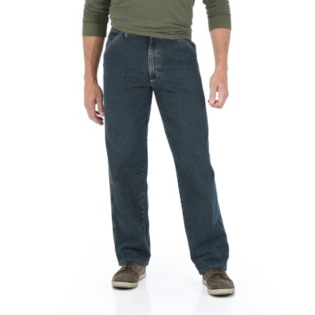 f24e77229c7 Wrangler - Big Men s Carpenter Fit Jeans - Walmart.com