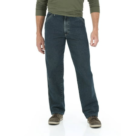 Big Mens Wrangler Jeans - Wrangler Big Men's Carpenter Fit Jeans